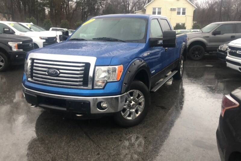 2012 Ford F-150 for sale at Cars 4 U in Haverhill MA