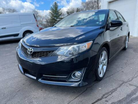 2012 Toyota Camry for sale at SOUTH SHORE AUTO GALLERY, INC. in Abington MA