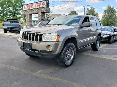 2006 Jeep Grand Cherokee for sale at I-DEAL CARS in Camp Hill PA
