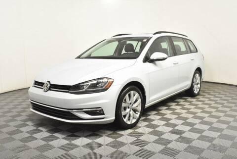 2019 Volkswagen Golf SportWagen for sale at Southern Auto Solutions-Jim Ellis Volkswagen Atlan in Marietta GA