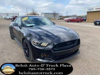 2017 Ford Mustang for sale at BELOIT AUTO & TRUCK PLAZA INC in Beloit KS