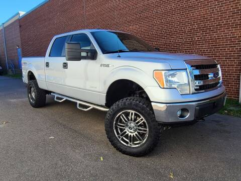 2014 Ford F-150 for sale at Minnesota Auto Sales in Golden Valley MN