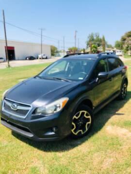 2016 Subaru Crosstrek for sale at Carzready in San Antonio TX