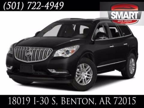2015 Buick Enclave for sale at Smart Auto Sales of Benton in Benton AR