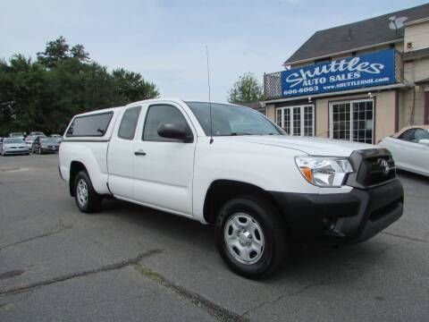 2015 Toyota Tacoma for sale at Shuttles Auto Sales LLC in Hooksett NH