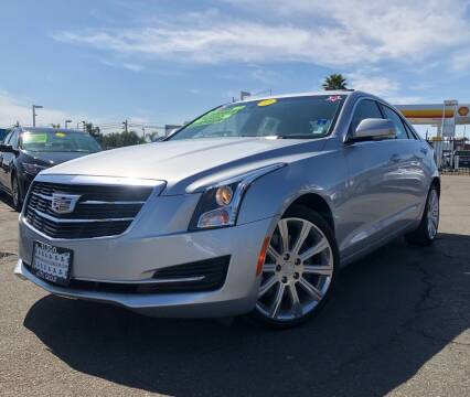 2017 Cadillac ATS for sale at LUGO AUTO GROUP in Sacramento CA