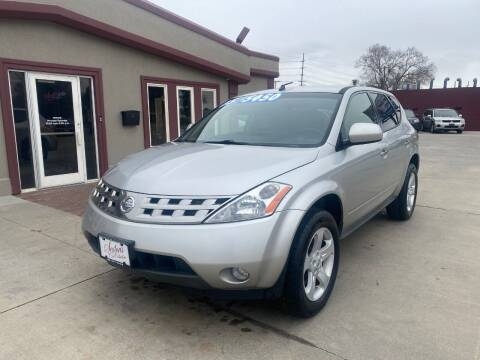 2005 Nissan Murano for sale at Sexton's Car Collection Inc in Idaho Falls ID