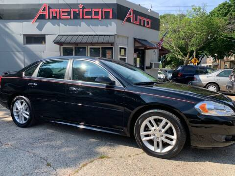 2015 Chevrolet Impala Limited for sale at AMERICAN AUTO in Milwaukee WI