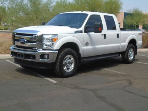 2015 Ford F-250 Super Duty for sale at COPPER STATE MOTORSPORTS in Phoenix AZ