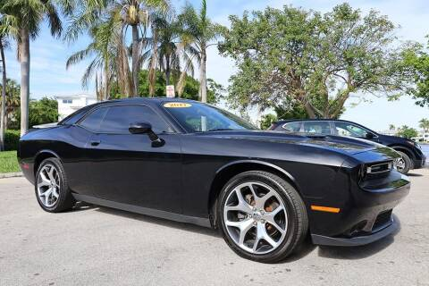 2016 Dodge Challenger for sale at Silva Auto Sales in Pompano Beach FL
