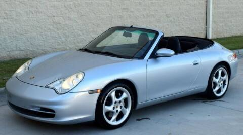 2002 Porsche 911 for sale at Raleigh Auto Inc. in Raleigh NC