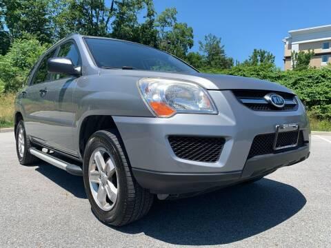 2010 Kia Sportage for sale at Auto Warehouse in Poughkeepsie NY