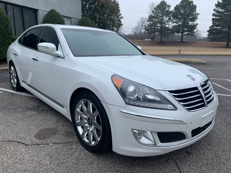 2011 Hyundai Equus for sale at CarWay in Memphis TN