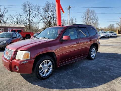 2007 GMC Envoy for sale at Aaron's Auto Sales in Poplar Bluff MO
