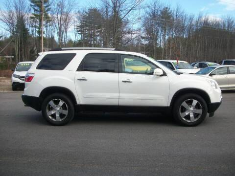 2011 GMC Acadia for sale at Auto Images Auto Sales LLC in Rochester NH