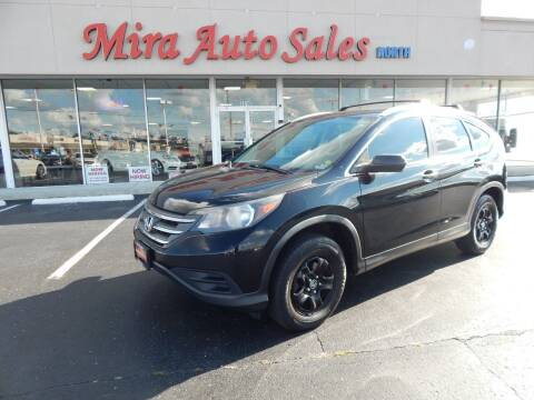 2013 Honda CR-V for sale at Mira Auto Sales in Dayton OH