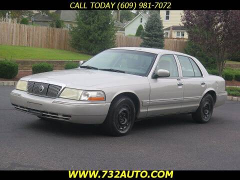 2004 Mercury Grand Marquis for sale at Absolute Auto Solutions in Hamilton NJ