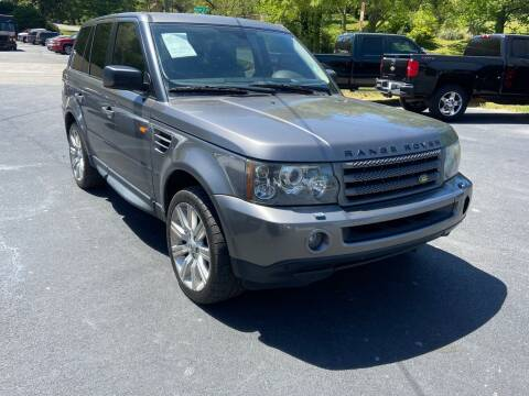 2008 Land Rover Range Rover Sport for sale at Luxury Auto Innovations in Flowery Branch GA