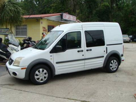 2012 Ford Transit Connect for sale at VANS CARS AND TRUCKS in Brooksville FL