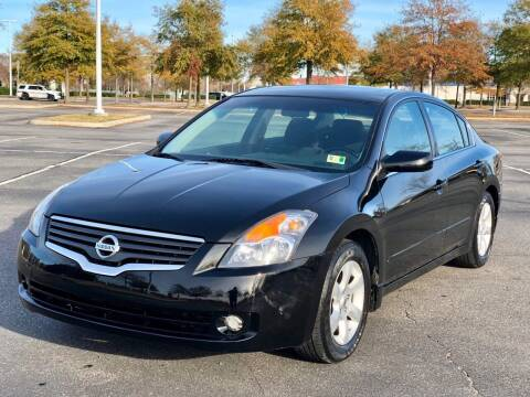 2009 Nissan Altima for sale at Supreme Auto Sales in Chesapeake VA