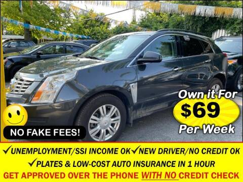 2015 Cadillac SRX for sale at AUTOFYND in Elmont NY