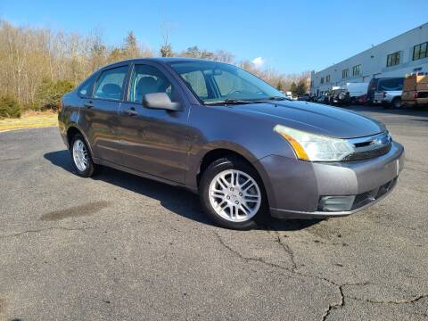 2010 Ford Focus for sale at Lexton Cars in Sterling VA