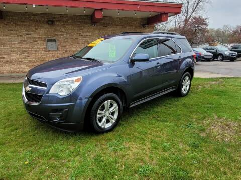 2014 Chevrolet Equinox for sale at Murdock Used Cars in Niles MI