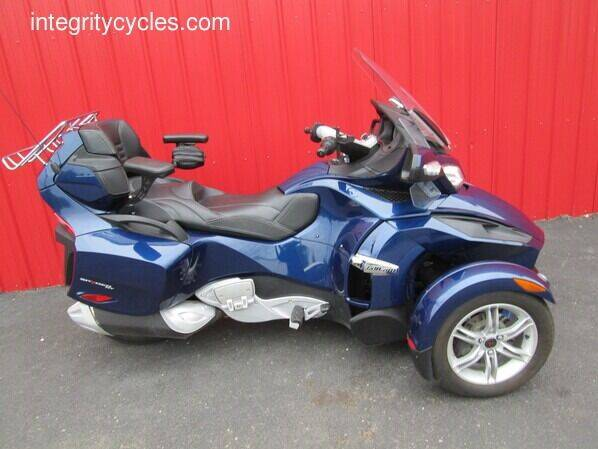 2010 Can-Am SPYDER RT-S SM5 for sale at INTEGRITY CYCLES LLC in Columbus OH