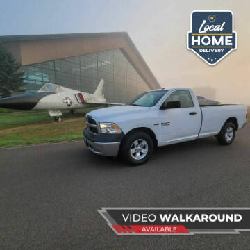 2016 RAM Ram Pickup 1500 for sale at McMinnville Auto Sales LLC in Mcminnville OR