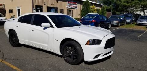 2011 Dodge Charger for sale at Central Jersey Auto Trading in Jackson NJ