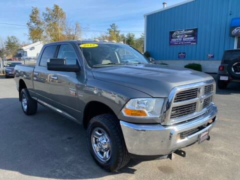2012 RAM Ram Pickup 2500 for sale at Platinum Auto in Abington MA