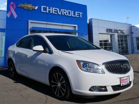 2016 Buick Verano for sale at Bellavia Motors Chevrolet Buick in East Rutherford NJ