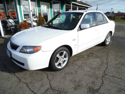 2003 Mazda Protege for sale at Gary's Cars & Trucks in Port Townsend WA
