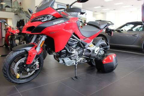 2020 Ducati Multistrada 950S Spoked Wheels for sale at Peninsula Motor Vehicle Group in Oakville Ontario NY