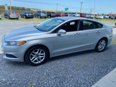 2013 Ford Fusion for sale at Tri-Star Motors Inc in Martinsburg WV