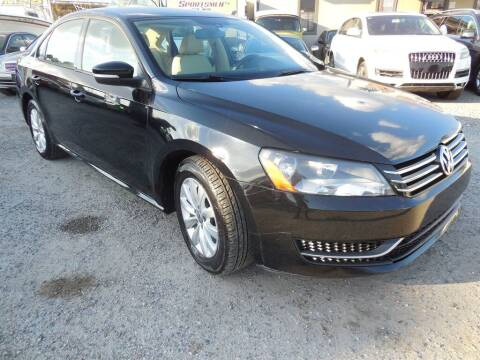 2013 Volkswagen Passat for sale at DMC Motors of Florida in Orlando FL