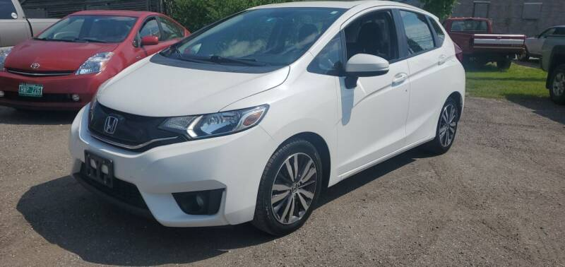 2015 Honda Fit for sale at Village Car Company in Hinesburg VT