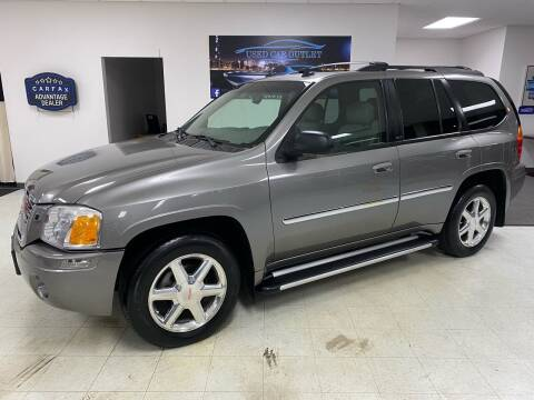 2008 GMC Envoy for sale at Used Car Outlet in Bloomington IL