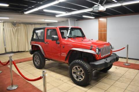 2011 Jeep Wrangler for sale at Adams Auto Group Inc. in Charlotte NC