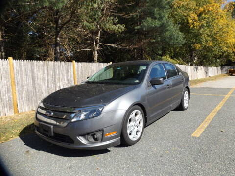2010 Ford Fusion for sale at Wayland Automotive in Wayland MA