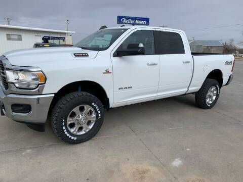2019 RAM Ram Pickup 2500 for sale at Keller Motors in Palco KS