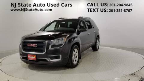 2015 GMC Acadia for sale at NJ State Auto Auction in Jersey City NJ