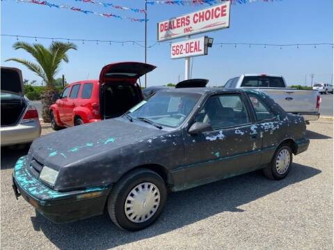 1994 Dodge Shadow for sale at Dealers Choice Inc in Farmersville CA