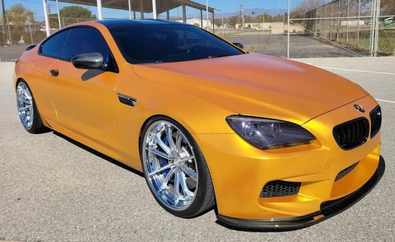 2013 BMW M6 for sale at Newport Motor Cars llc in Costa Mesa CA