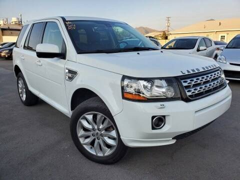 2013 Land Rover LR2 for sale at M AUTO, INC in Millcreek UT
