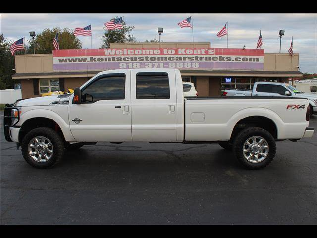 2016 Ford F-350 Super Duty for sale at Kents Custom Cars and Trucks in Collinsville OK