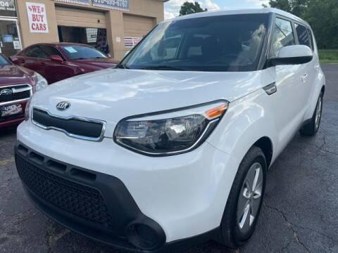 2016 Kia Soul for sale at USA Auto Sales & Services, LLC in Mason OH