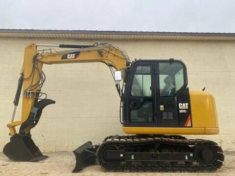 2018 Caterpillar 307E2 for sale at Vehicle Network - Milam's Equipment Sales in Sutherlin VA