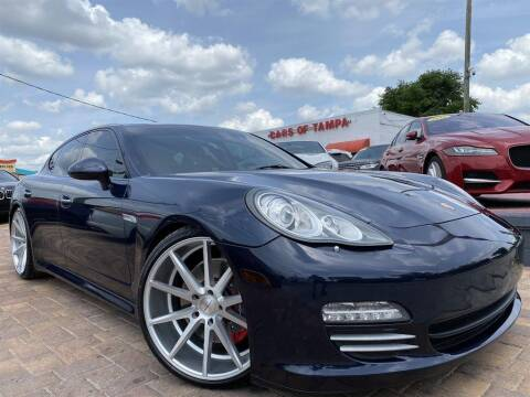 2012 Porsche Panamera for sale at Cars of Tampa in Tampa FL