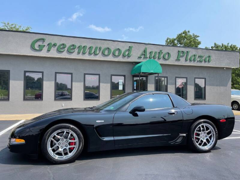 2003 Chevrolet Corvette for sale at Greenwood Auto Plaza in Greenwood MO